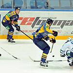 «Атлант» уступил московскому «Динамо»