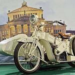 Московский автомобильный салон в «Крокусе»