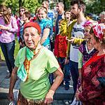 Парад бабушек