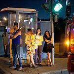 Макет Бурана перевезли из Парка Горького на ВДНХ