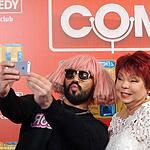 Съемки Comedy Club