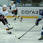 «Динамо» разгромило «Северсталь»