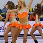 Еврокубок: БК «Химки» - «Монтепаски»
