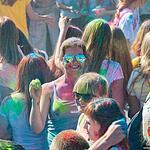«Фестиваль красок» в Барнауле