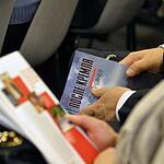 Горбачев представил в Москве свою новую книгу