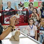 На ВДНХ проходит выставка ИнфоКот
