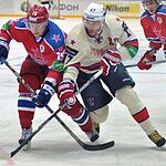 ЦСКА вылетел из плей-офф