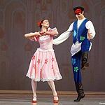 Всероссийский конкурс артистов балета