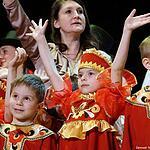 Этап фестиваля творчества детей с ограниченными возможностями здоровья «Надежда»