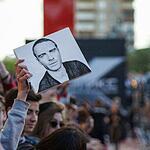 Майкл Фассбендер в Москве представил новых «Людей Икс»