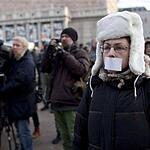 Митинг за свободу слова