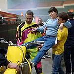 Для детей-инвалидов устроили «Мототерапию»