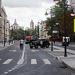 Открытие Пятницкой улицы