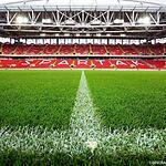 Открылся стадион «Спартак»