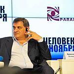Пирс Броснан в Москве