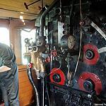 Поезд Победы - праздничный рейс паровозов