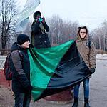 Митинт в Рязани