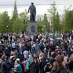 Митинг 6 мая
