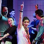 Рок-мюзикл TODD: парикмахер на тропе войны