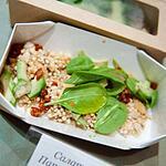 Выставка сыроедческой кухни