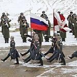 Учения внутренних войск МВД