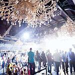 «Валентин Стрыкало» на открытии «Артист Концерт Холла»