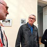Выставка фотографий Александра Джуса