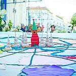 Яркие люди, яркий город - это наша Москва