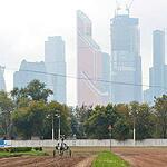 За кулисами Центрального Московского ипподрома