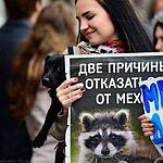 Акция «Животные — не одежда»