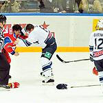 ХК ЦСКА — ХК «Динамо»