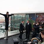 Джеки Чан посетил Москву