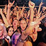 Концерт Hardcore Seperstar в клубе Milk