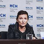 Диана Арбенина устроила пресс-конференцию