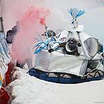 Третий фестиваль необычных саней «Battle Сани»