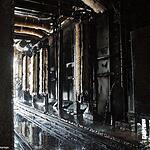 Репортаж: как моют вагоны в метро (Фото)