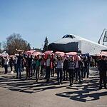 День космонавтики на ВДНХ