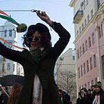 День Святого Патрика отметили в Москве