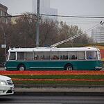 Парад троллейбусов