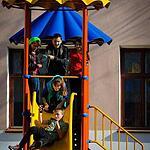 Детский дом в Редькино