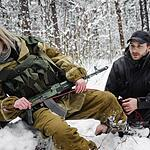 Съемки фильма о Новороссии