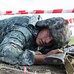 Полевой выход Георгий Победоносец 2015