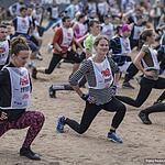 Совместная разминка от инструкторов фитнес-клубов World Class.
