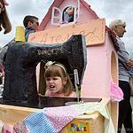 Карнавал детских колясок