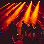 Концерт группы СЛОТ в Москве и презентация их нового сингла