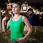Крещенские купания без проруби