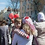 Общегородской крестный ход в Астрахани