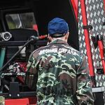 Лесные пожарные выбрали лучшего