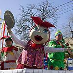 Масленица в Астрахани