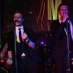 Группа Маяковский дала сольный концерт в московском клубе Шоколад